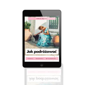 Jak podróżować e-book